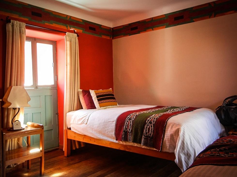 Pisaq Inn Hotel Room