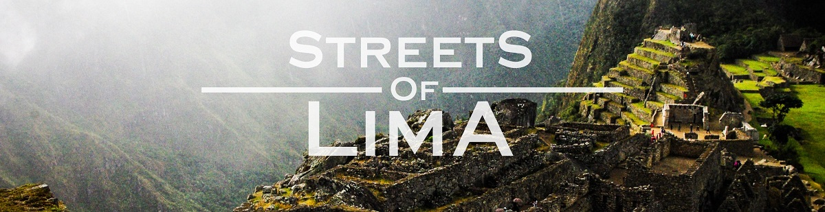 Streets of Lima