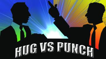 Hug vs Punch